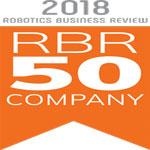 Kollmorgen科爾摩根在2018年被評為全球前50家機器人公司之一