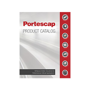 Portescap 型錄2019更新